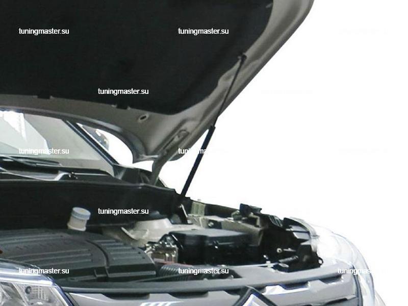 Амортизаторы капота для Suzuki Grand Vitara