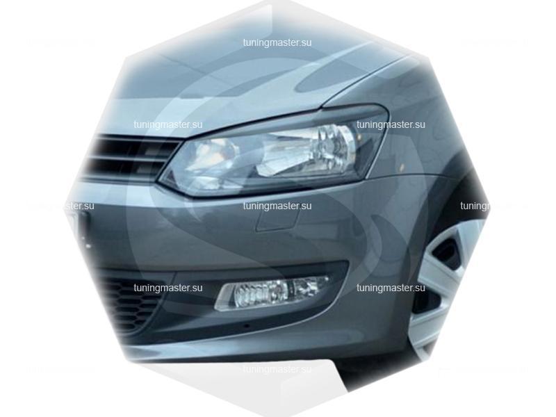 Накладки на фары Volkswagen Polo