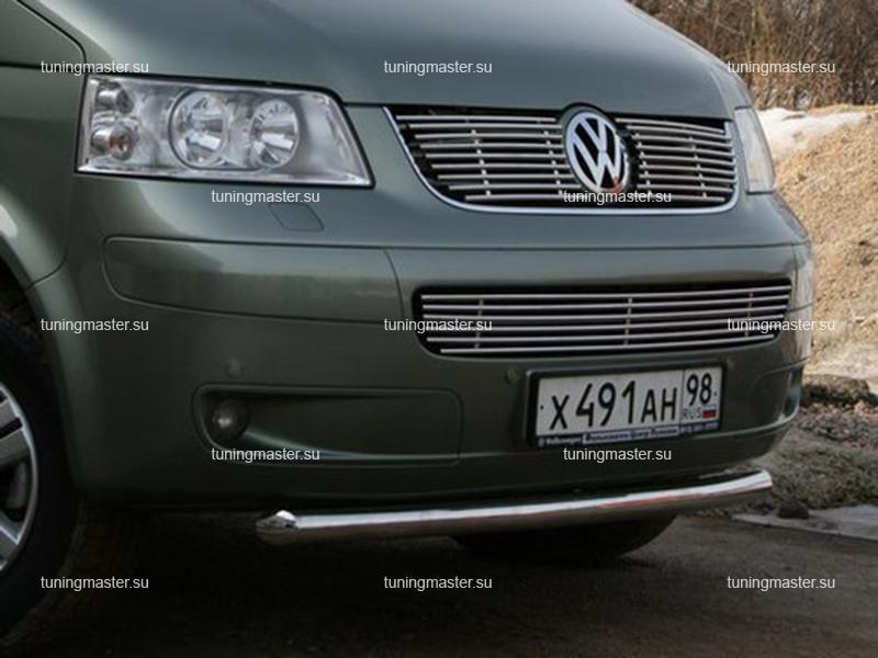 Декоративные элементы решетки радиатора и воздухозаборника Volkswagen Transporter T5 Ø10