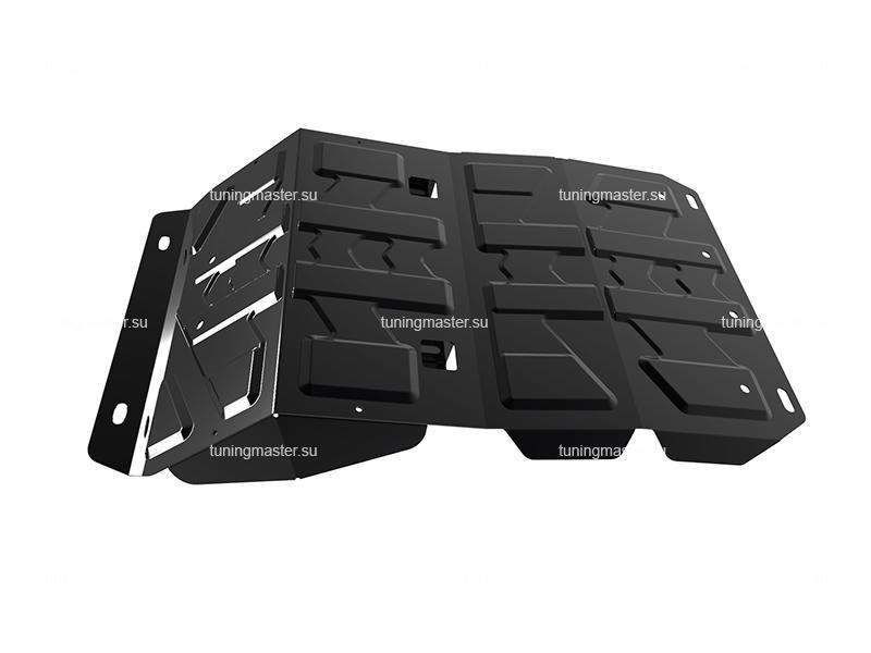 Защита картера и радиатора Great Wall Hover H5