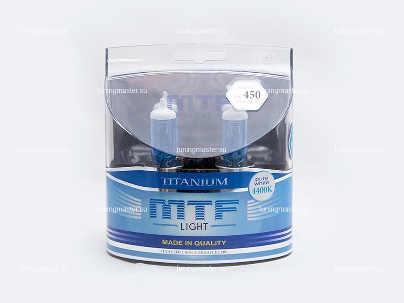 Галогенная лампа MTF Titanium