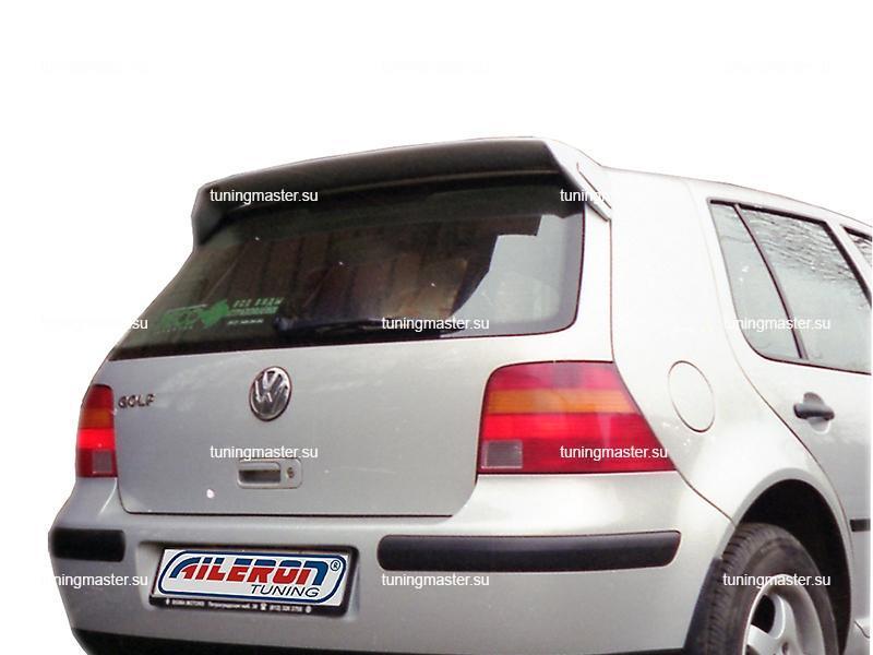 Спойлер задний Volkswagen Golf 4