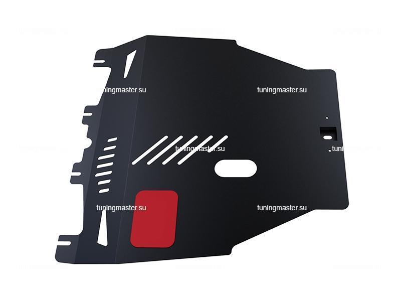 Защита картера и КПП Honda Civic 8 hatchback