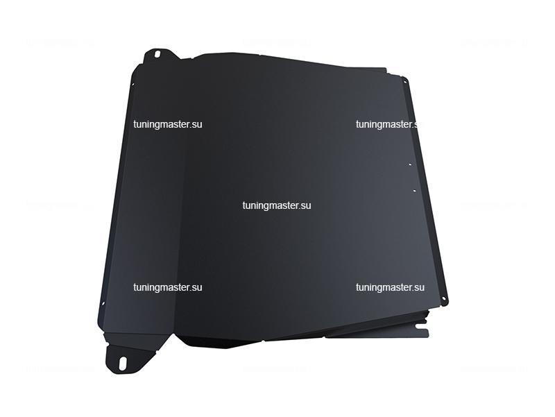 Защита картера Автоброня 111.02122.1 Honda Civic 5D 2012- 1.8 - фото 2