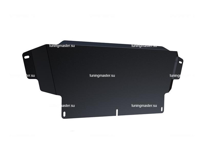 Защита раздаточной коробки Nissan Patrol Y61