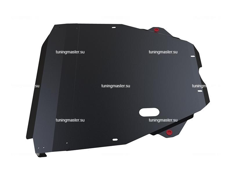 Защита картера и КПП Toyota Camry XV20