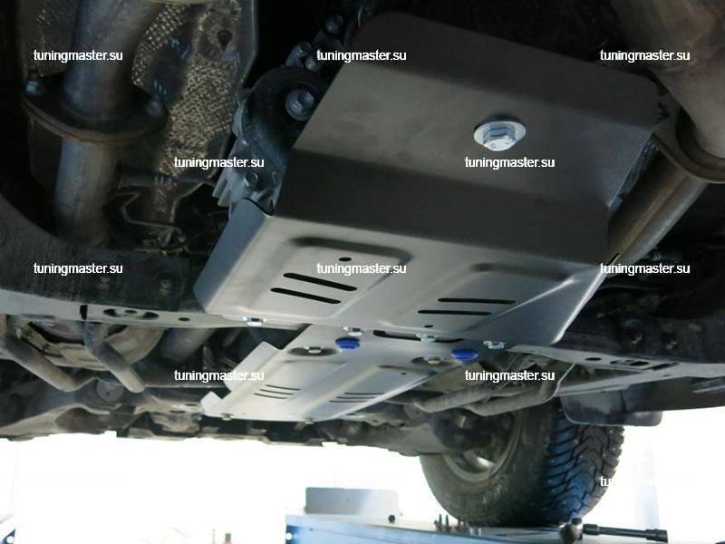 Защита КПП Toyota Land Cruiser 200 3