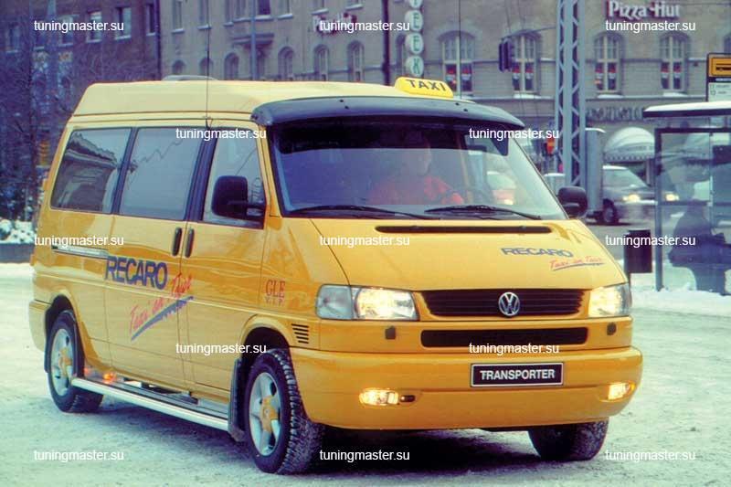 Козырек солнцезащитный Volkswagen Transporter T5