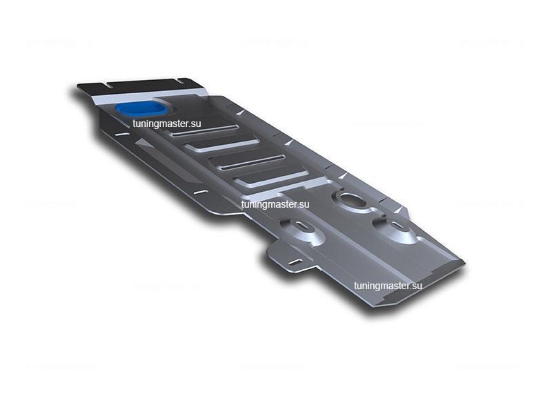 Защита РК BMW X3 (алюминий)