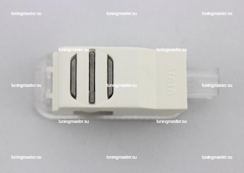 LED проектор дверной с логотипом Audi (Carsys) 5
