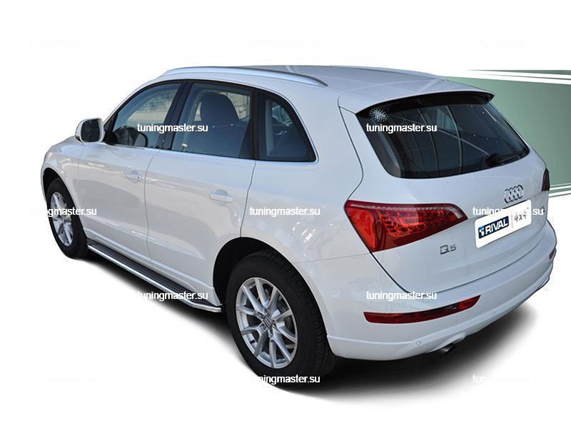 Пороги Audi Q5 (Premium)