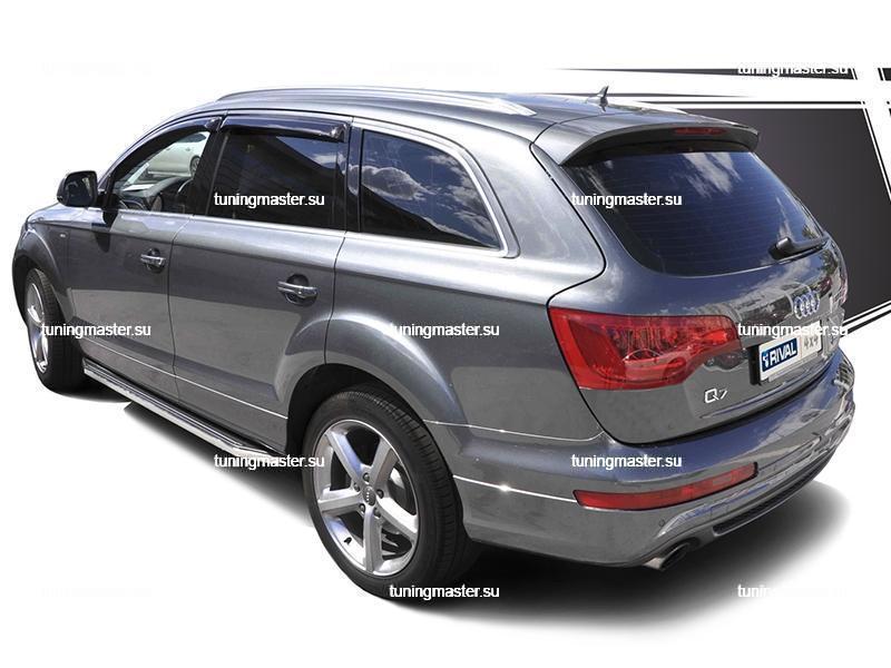 Пороги Audi Q7 Premium 3