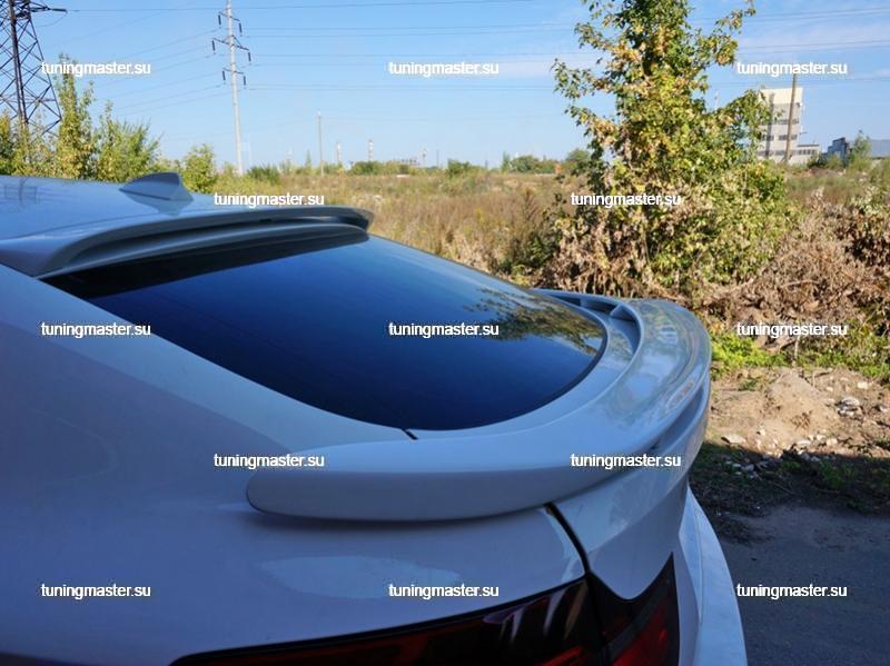 Спойлер на крышку багажника BMW X6 3