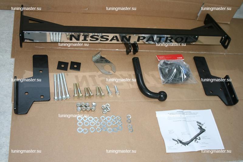 Фаркоп Nissan Patrol