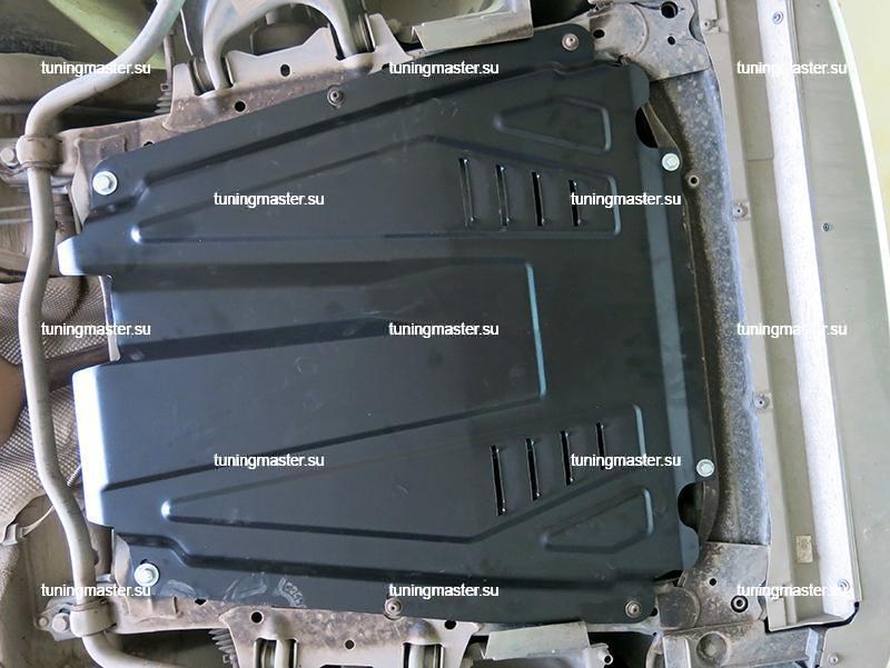 Защита картера Nissan Almera 2014 2