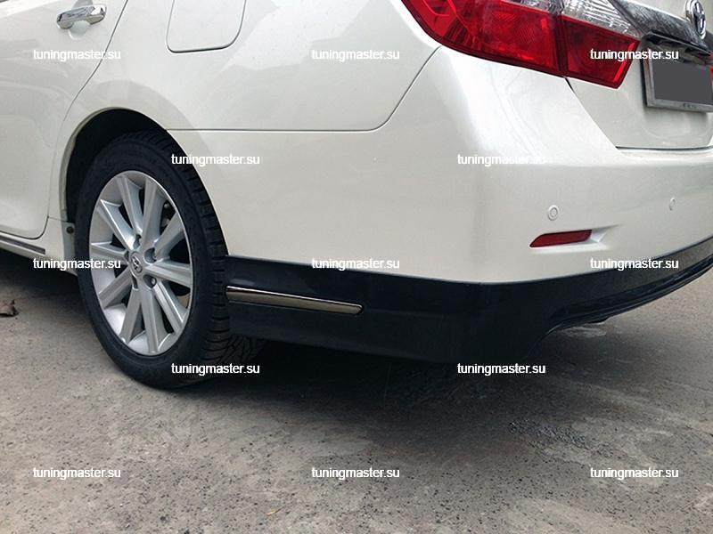 Комплект обвеса Toyota Camry V50 OEM Style 4