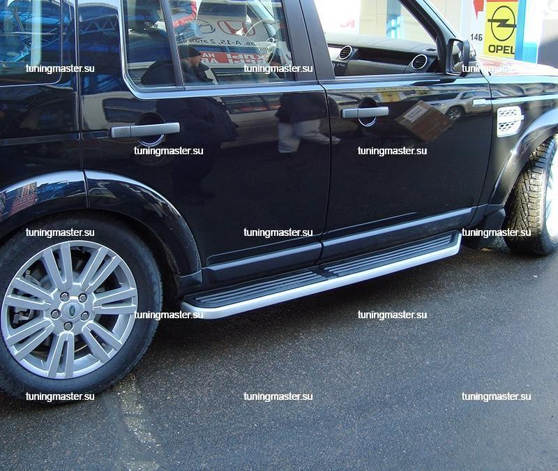 Пороги для Land Rover Discovery 3/4 Original Style 3