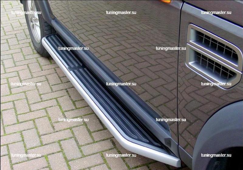 Пороги для Land Rover Discovery 3/4 Original Style 4