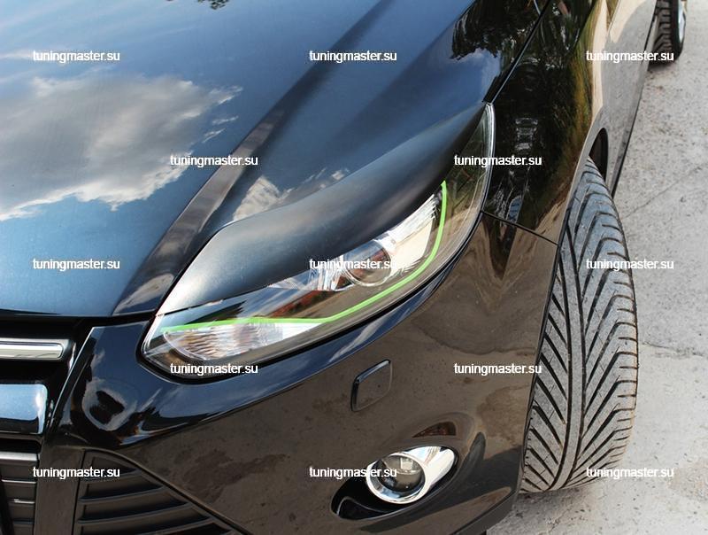 Накладки на фары Ford Mondeo 2