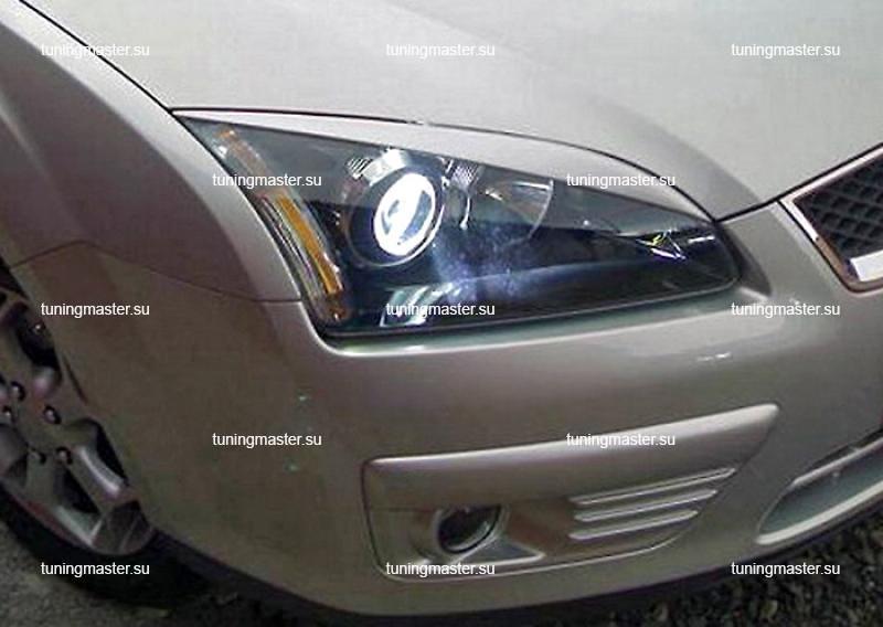 Накладки на фары Ford Focus 2