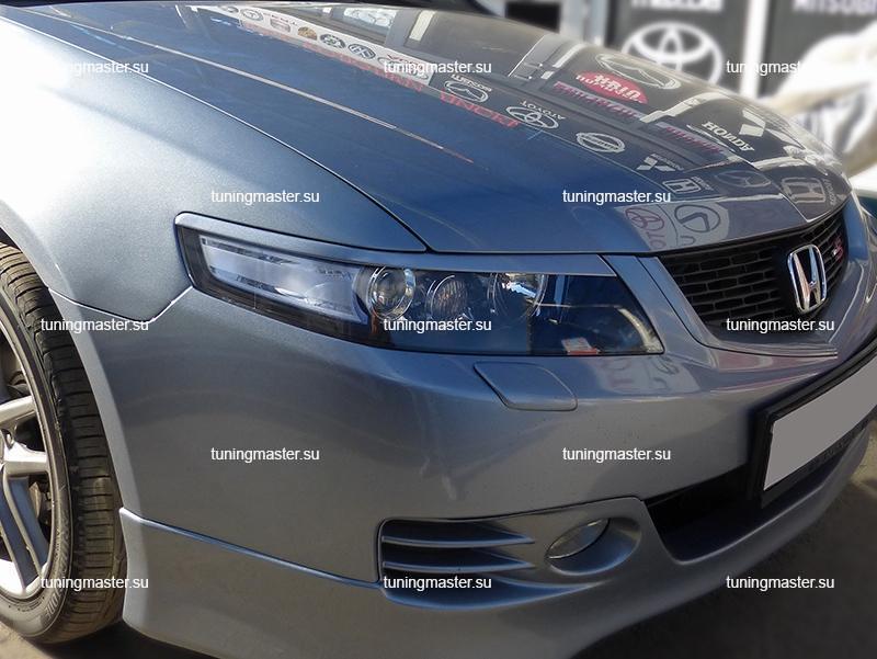 Накладки на фары Honda Accord