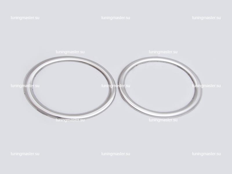 Окантовка противотуманных фар VolksWagen Amarok