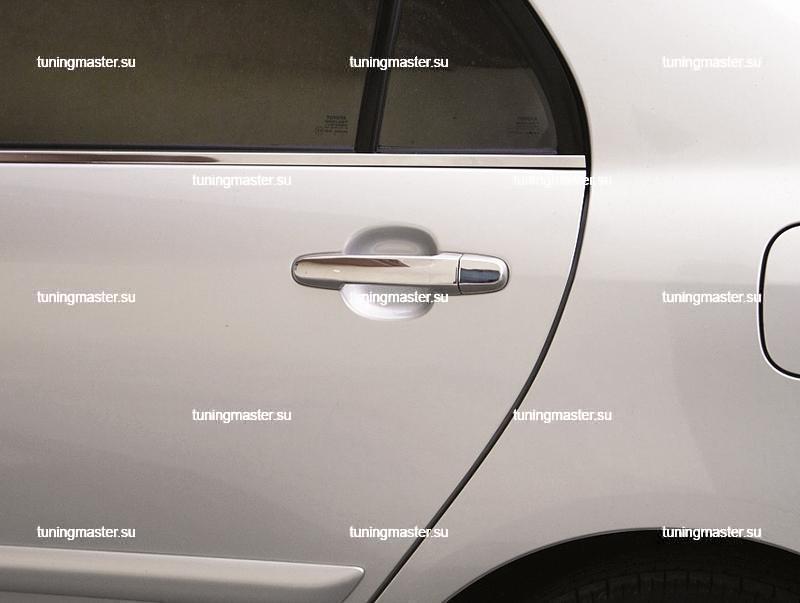 Накладки на ручки дверей Toyota Corolla E14/E15
