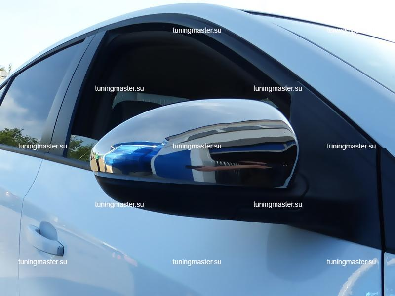 Накладки на зеркала Chevrolet Cruze