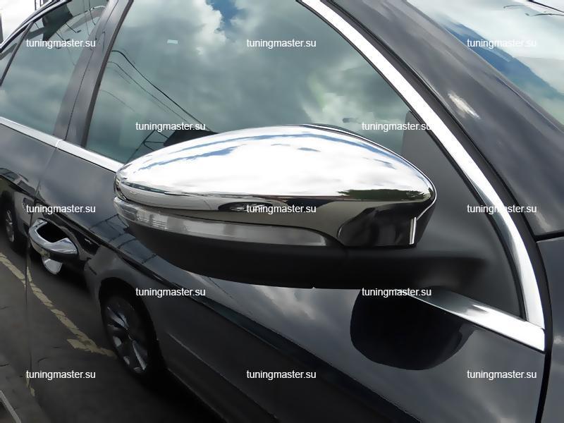 Накладки на зеркала Volkswagen Passat CC