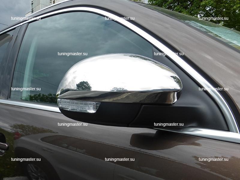 Накладки на зеркала Volkswagen Tiguan