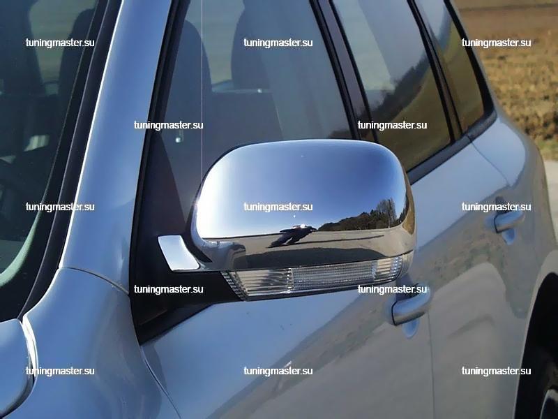 Накладки на зеркала Volkswagen Touareg '03- 2