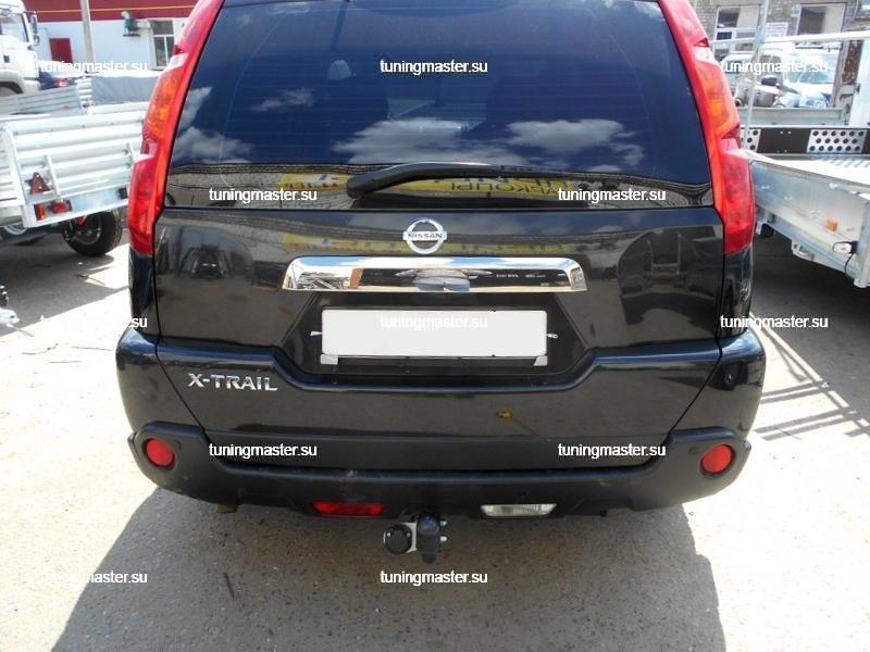 Фаркоп Nissan X-Trail (без электрики) 2