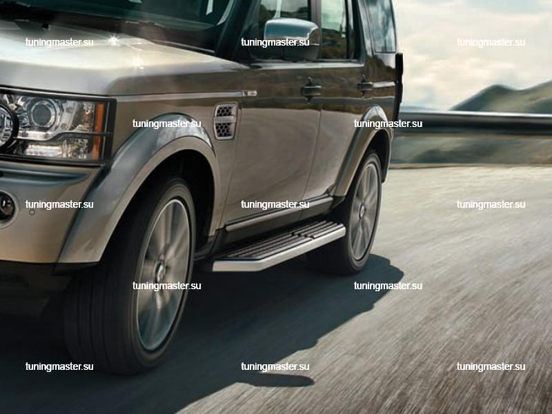 Пороги для Land Rover Discovery 3/4 Original Style 2