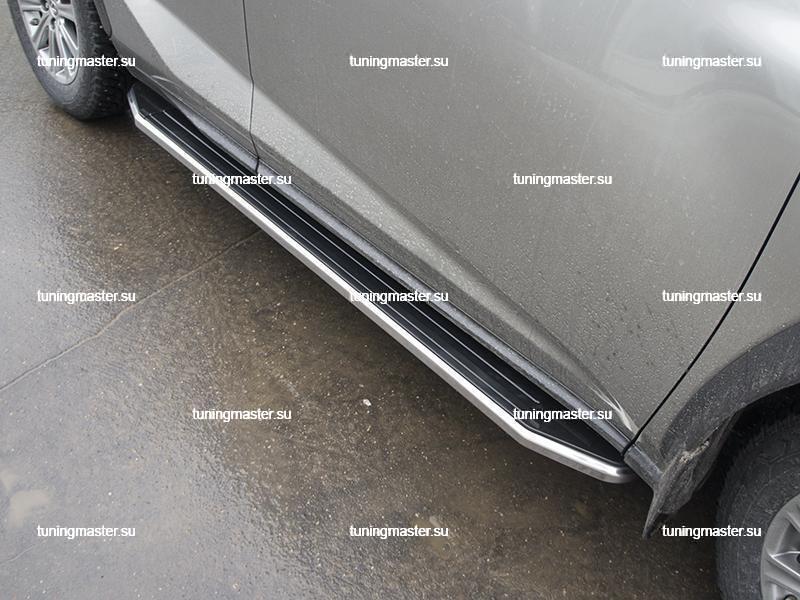 Пороги Lexus NX (Premium) 4