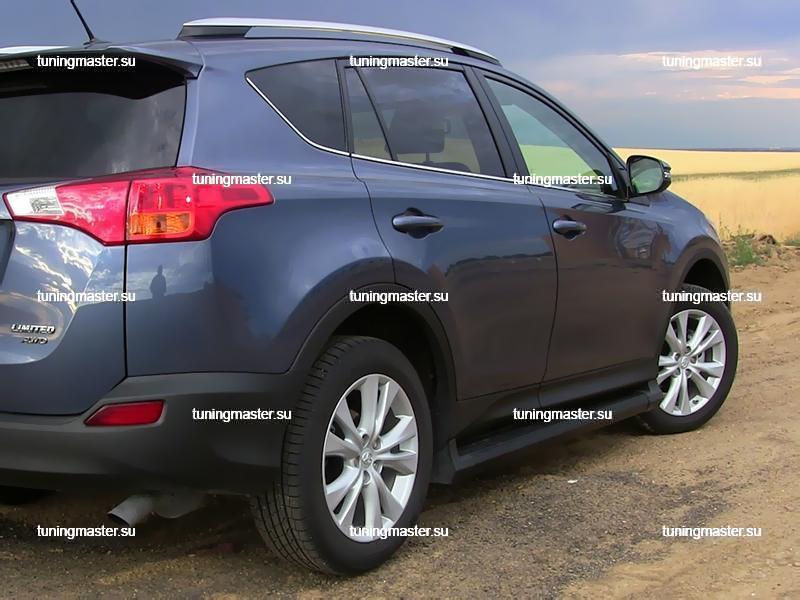 Пороги Toyota RAV4 (Original Style) 2