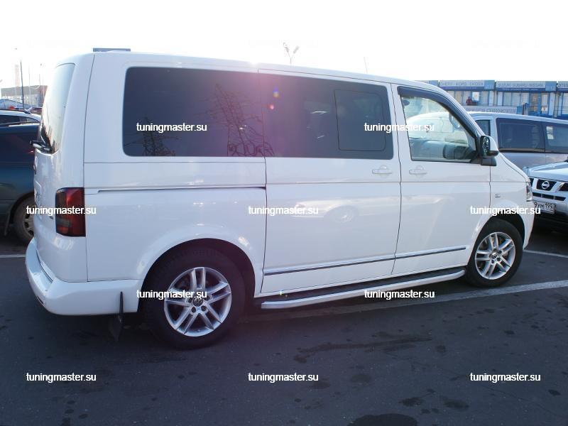 Пороги Volkswagen Transporter T5 (Alyans) длинная база 3