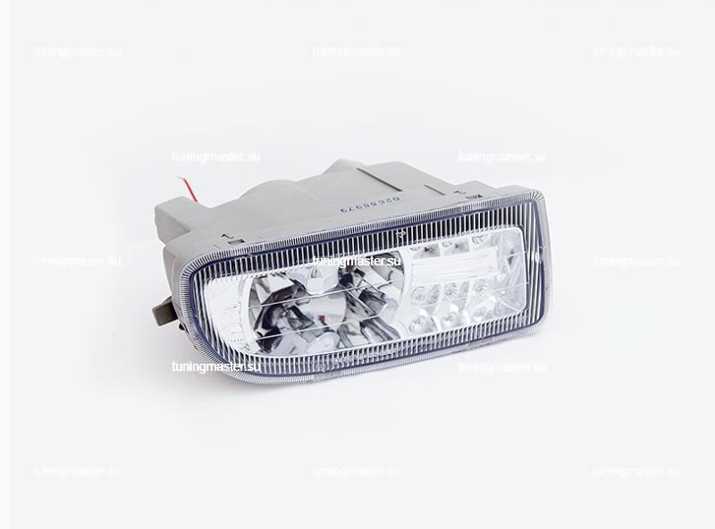 Противотуманные фары Toyota Land Cruiser 100 LED DRL 2