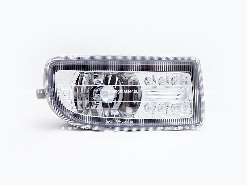 Противотуманные фары Toyota Land Cruiser 100 LED DRL