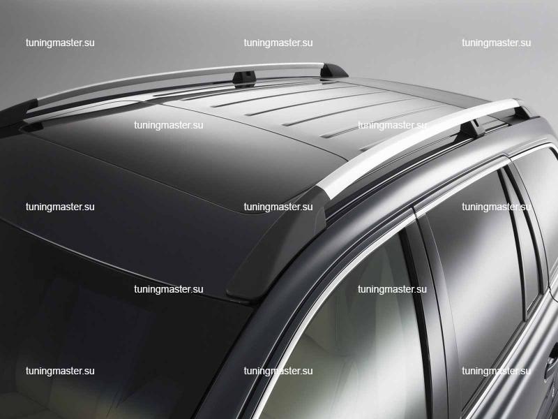 Рейлинги на крышу Volkswagen Caddy