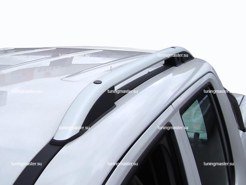 Рейлинги на крышу Volkswagen Amarok