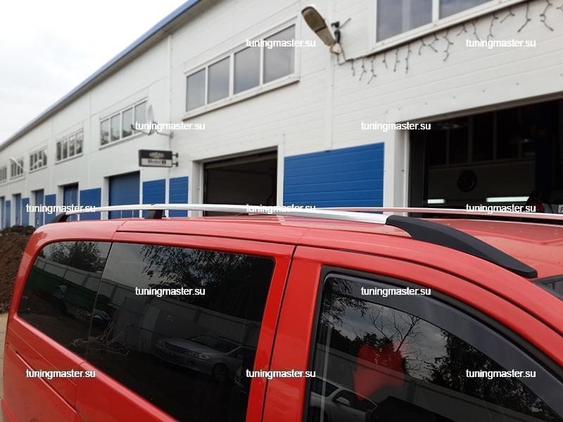 Рейлинги Mercedes Benz Vito 639 (короткая/средняя база)