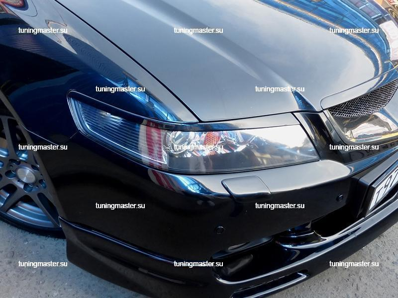 Накладки на фары Honda Accord VII 2