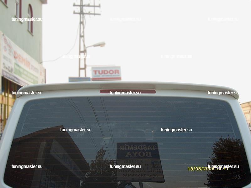 Спойлер задний Volkswagen Transporter T5 / Multivan 2