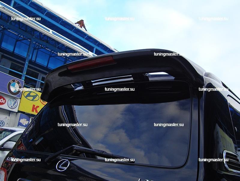 Спойлер задний Toyota Land Cruiser 100 со стоп сигналом 4