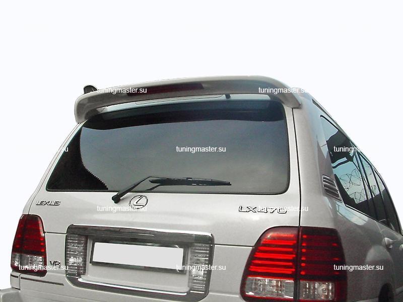 Спойлер задний Toyota Land Cruiser 100 (стоп сигнал)