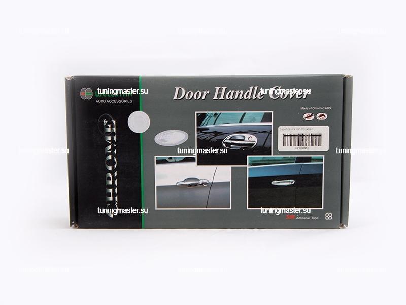 Накладки на ручки дверей Toyota Land Cruiser 100 2