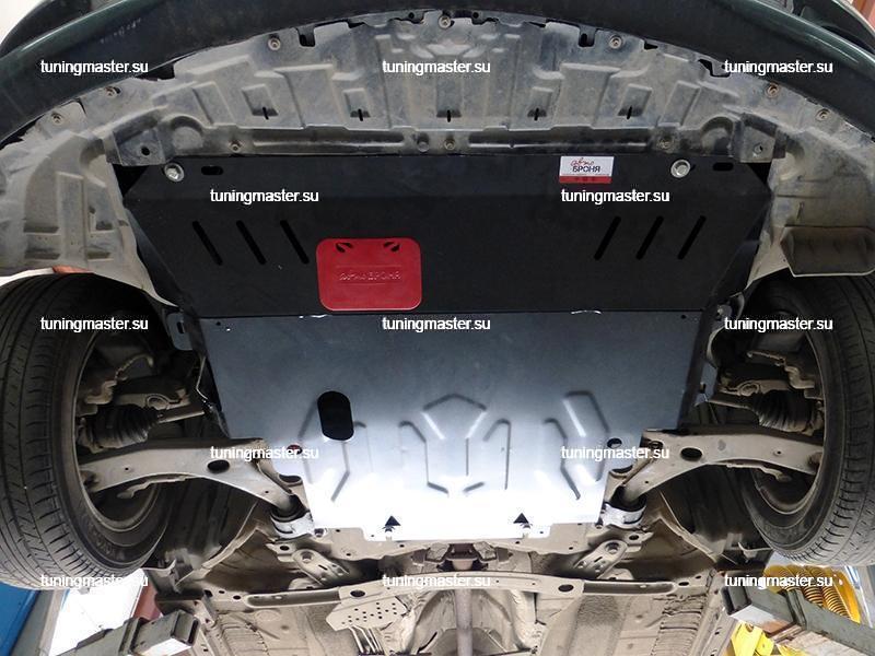 Защита картера Mazda 3 3