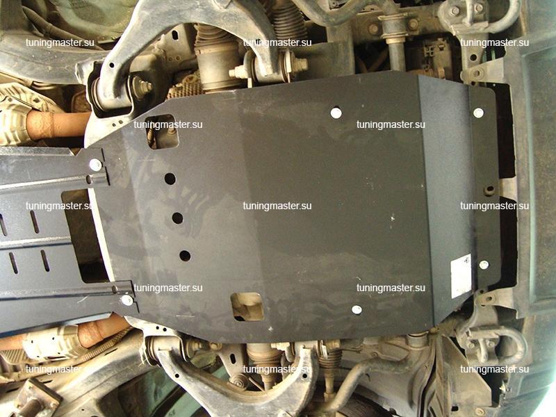 Защита картера Toyota Tundra