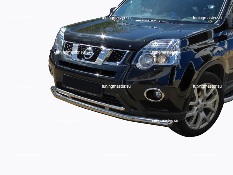 Дефлектор капота Nissan X-Trail (EGR)