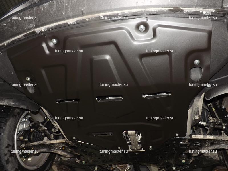 Защита картера и КПП Hyundai Tucson